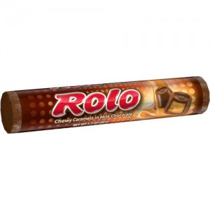Chocolates de Leche Rolo