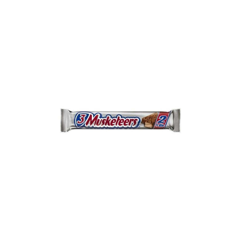 Barrita de Chocolate 3 Musketeers King Size 2 To Go