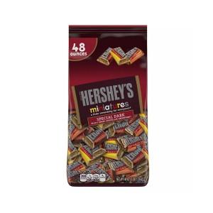 Chocolate Negro Miniatura Hershey's
