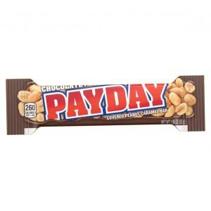 Barra de Chocolate con Caramelo y Maní PayDay