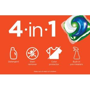 Detergente en Cápsulas Tide Ultra Oxi 26 uni
