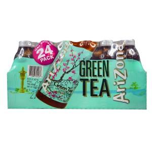 Té Verde con Miel y extracto de Ginseng Arizona