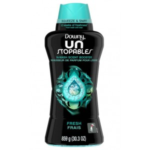 Aromatizador para Ropa Downy Unstopables HE In-Wash Scent Booster Beads