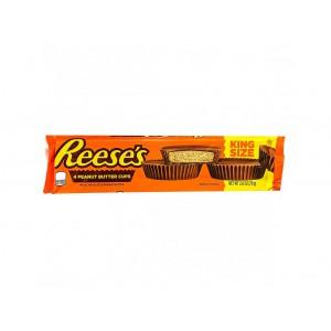 Chocolates rellenos con Mantequilla de Maní Reese's King Size
