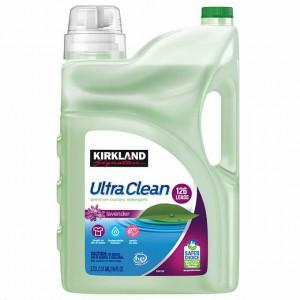 Detergente Líquido aroma Lavanda Ultra Clean HE Kirkland Signature