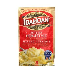 Puré de Papas Idahoan Buttery Homestyle