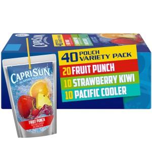 Pack de 40 Jugos Capri Sun
