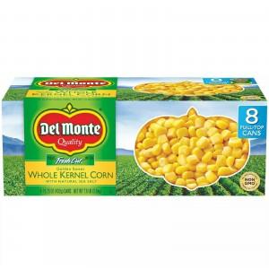 Del Monte Golden Sweet Whole Kernel Corn 432g*8