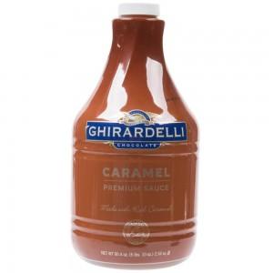 Salsa de Caramelo Premium Ghirardelli