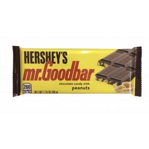Barra de chocolate con Maní Mr. Goodbar