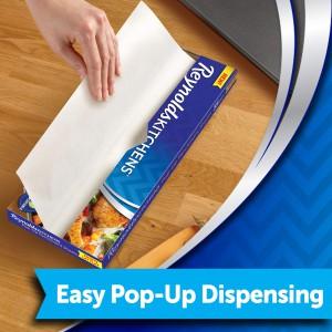 Papel Mantequilla Reynolds Kitchens Pop-Up Parchment Paper Sheets