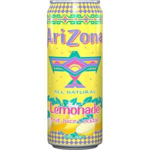 Jugo sabor limonada en lata Arizona