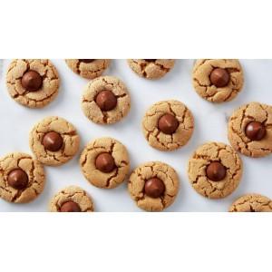 Mezcla de galletas de mantequilla de maní y chocolates Kisses Betty Crocker