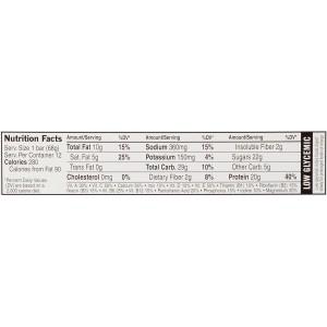 Barrita de proteínas sabor Chocolate y Mantequilla de Maní marca Clif