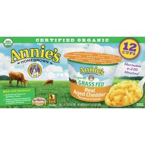 Caja de Macarrones con Queso Annie's Homegrown