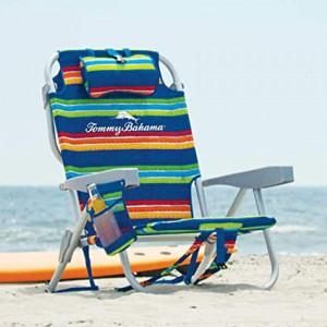 Silla de Playa Tommy Bahama Franjas
