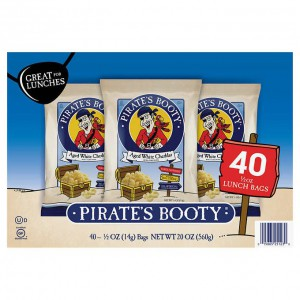 Pirate Booty White Cheddar