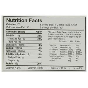 Barrita de Proteínas con Crema de Mantequilla de Maní Power Crunch