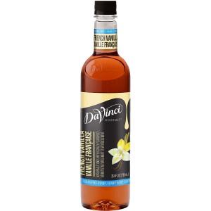 Jarabe Vainilla Francesa sin Azúcar DaVinci