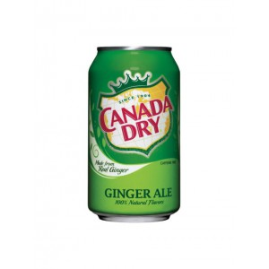 Bebida Canada Dry Ginger Ale
