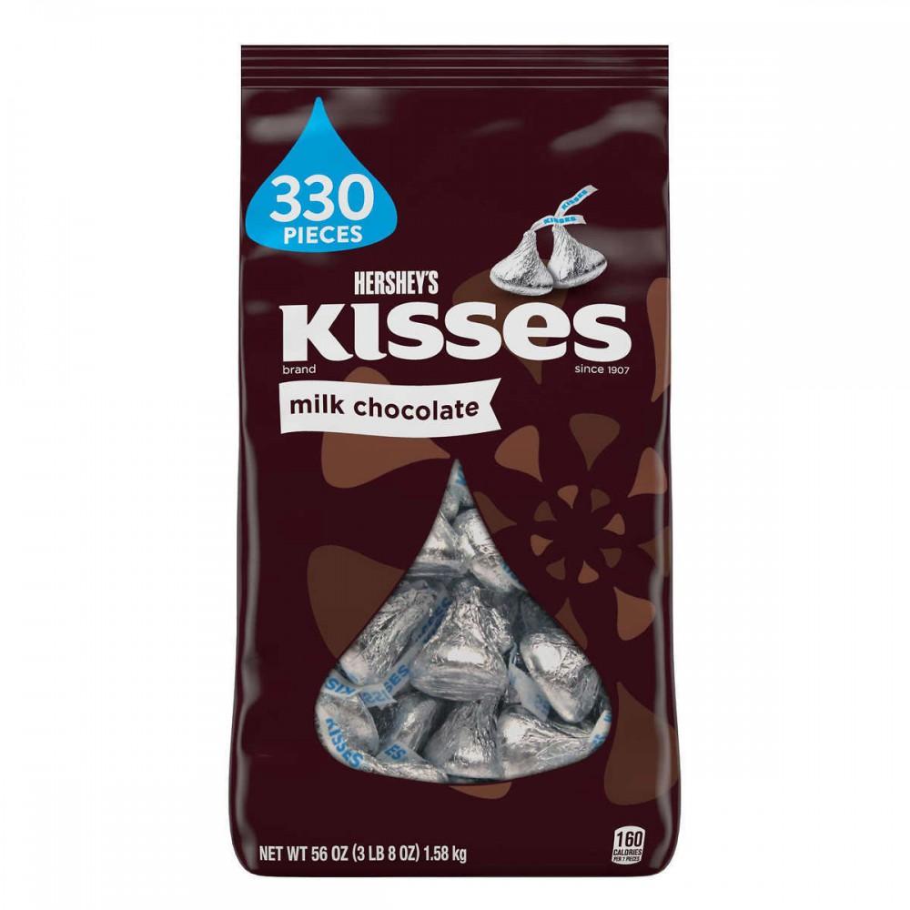 Chocolates de leche Hershey's Kisses