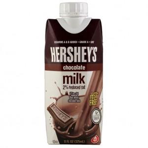Leche con Chocolate Hershey's