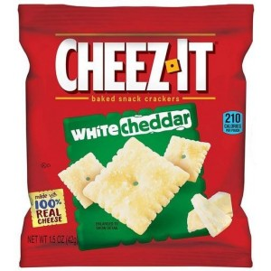 Cheez-It White Cheddar Snack