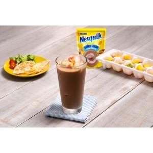 Saborizante para Leche Nesquik de Chocolate