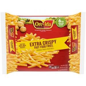 Papas Fritas Extra Crispy Congeladas Ore-Ida