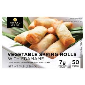 Rollitos Primavera de Verduras Royal Asia