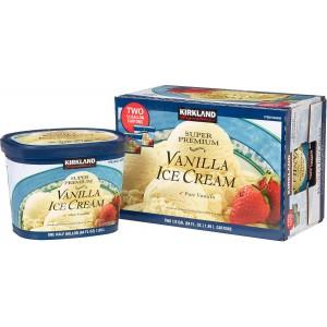 Helado Vainilla Premium Kirkland