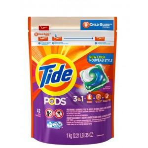 Detergente en Cápsulas Tide 168 uni