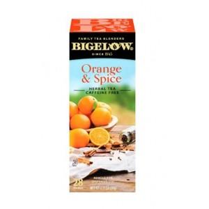 Té de Hierbas Bigelow Naranja y Especias