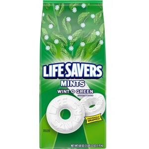 Caramelos Duros de Menta Life Savers