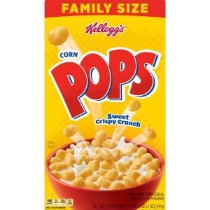Cereal Corn Pops Kellogg's