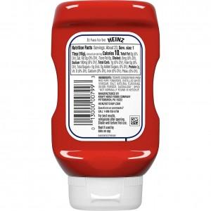 Ketchup sin Azúcar Heinz