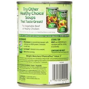 Sopa de Pollo con Arroz Healthy Choice