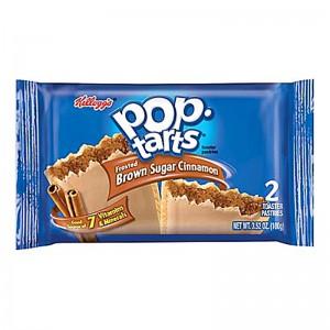 Pop-tarts Canela Azucarada Kellogg's Caja 36 uni