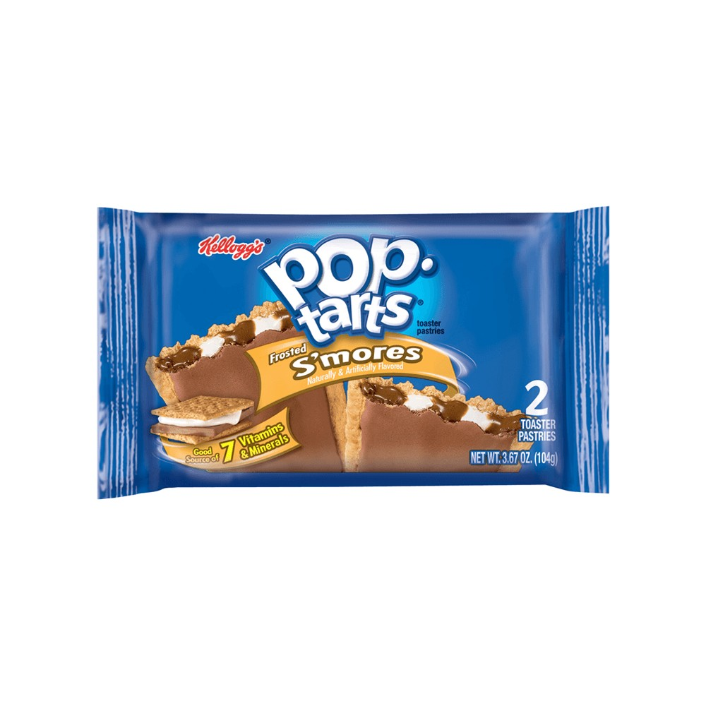 Pop-tarts S'mores Kellogg's