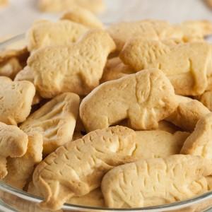 Nabisco Fun Shapes Barnum's Animal Crackers