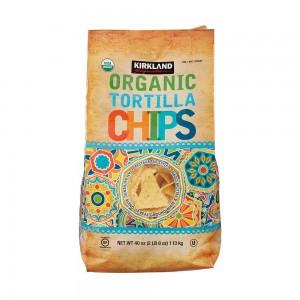 Organic Tortilla Chips Kirkland Signature