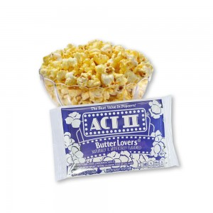 ACT II Butter Lovers Microwave Popcorn (78g*32)