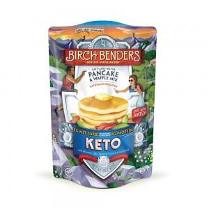 Mezcla Pancakes Keto Birch Benders