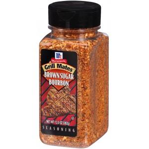 Sazonador Asados con Azúcar Morena y Bourbon McCormick