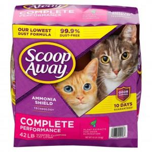 Arena Sanitaria para Gatos Scoop Away