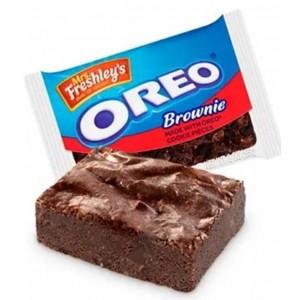 Brownie de Oreo Mrs. Freshley's