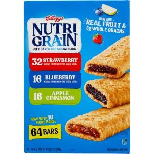 Barrita Nutri-Grain Kellogg's