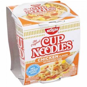 Sopa Pollo con Fideos Nissin