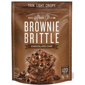Chocolate de Brownie y Chips Sheila G's