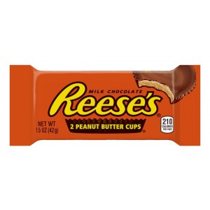 Chocolate Reese's Tacitas